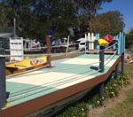 Boat-playground